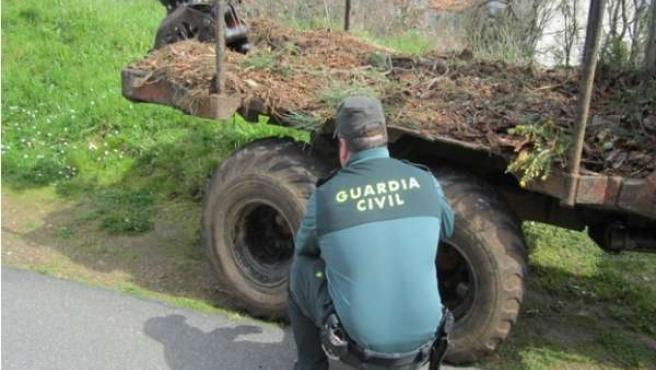 Detienen a los presuntos autores del robo de ruedas