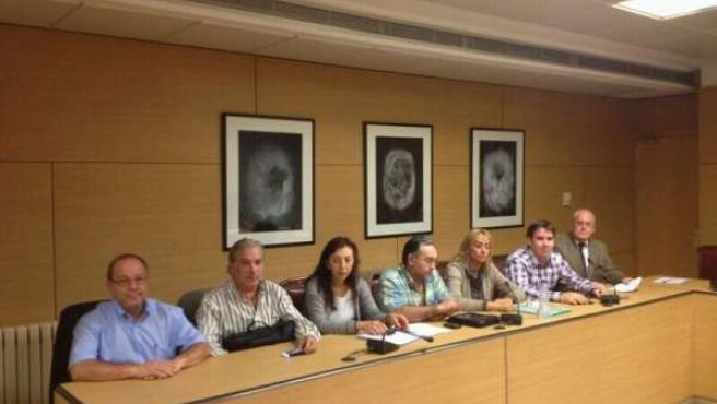 Grupo municipal del PP en el Ayuntamiento de Utebo (Zaragoza)