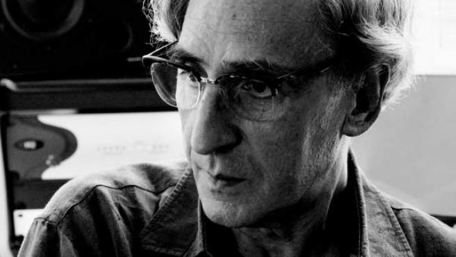 El cantautor siciliano Franco Battiato, en una foto promocional.