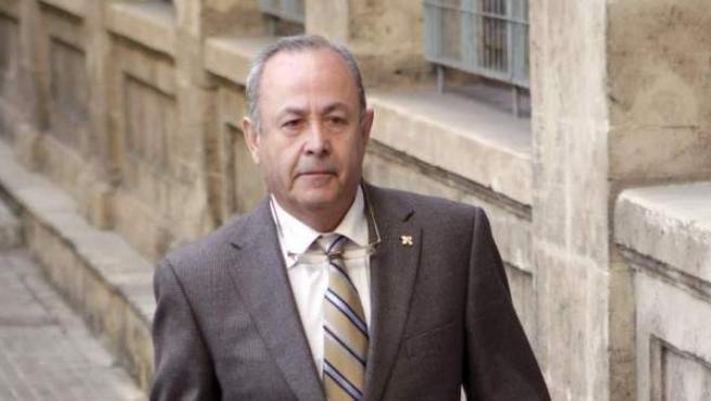 El juez del caso Palma Arena, José Castro.