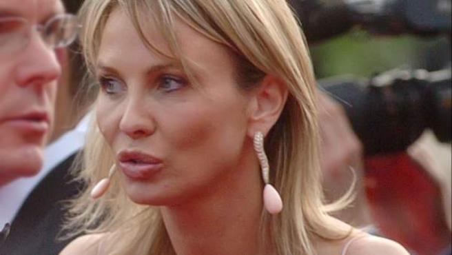 Corinna Zu Sayn Wittgenstein en una imagen de 2006.