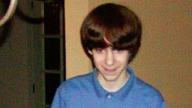 Adam Lanza, autor de la matanza en el colegio de Conneticut, en una imagen de niño (tenía 20 años cuando ha abierto fuego contra decenas de personas en una escuela de Newtown).