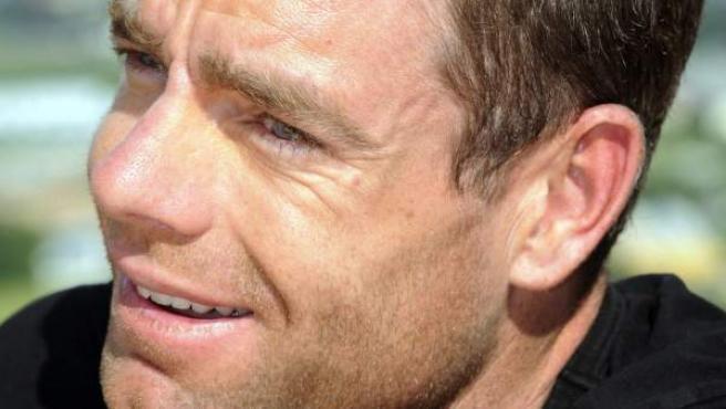 El ciclista australiano Cadel Evans en una imagen de archivo.