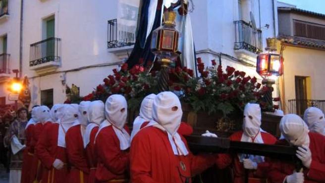 Nuestra Señora Del Buen Fin Procesiona Este Sábado Santo En Cáceres