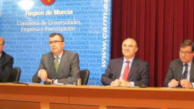 Hernández, Ballesta, Zafra y Garrido