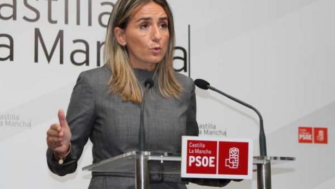 Milagros Tolón, PSOE