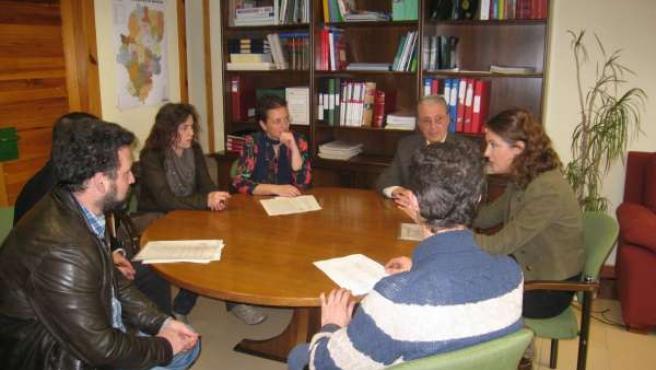 Entidades sociales se suman al convenio para facilitar viviendas públicas