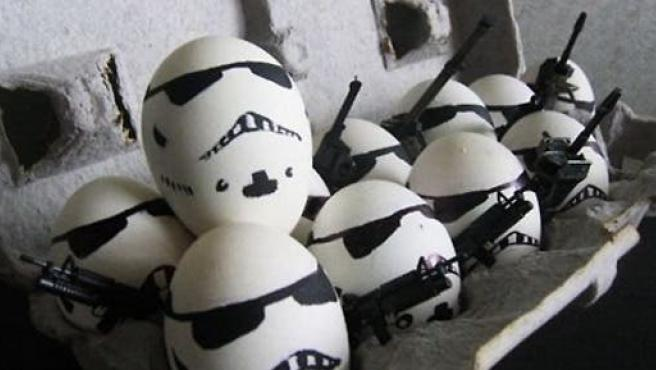 Personajes de Pascua II: Los huevos contraatacan