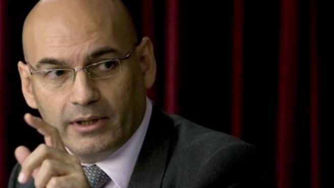 El juez Javier Gómez Bermúdez en una imagen de archivo.