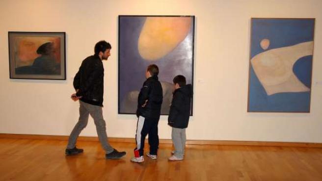 Exposición 'Salvador Victoria. Donación' en Alcañiz (Teruel)