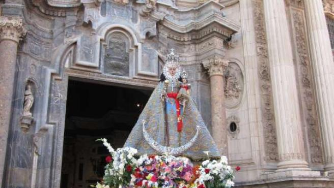 Imagen Del Día Del Bando De La Huerta En Murcia