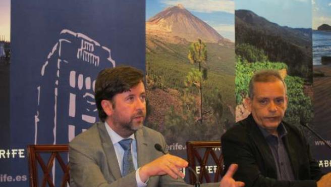 Alonso y Medina, en rueda de prensa