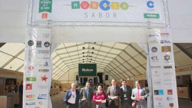 Cámara inaugura la primera edición de Murcia Sabor