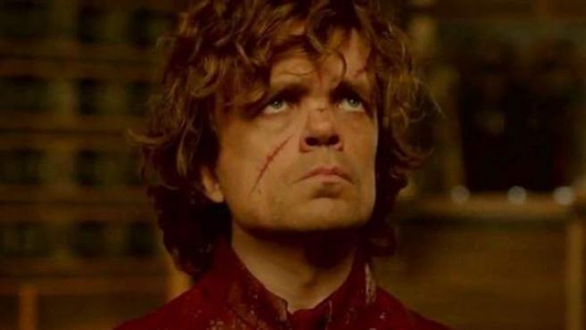 Peter Dinklage como Tyrion en la tercera temporada de 'Juego de Tronos'.