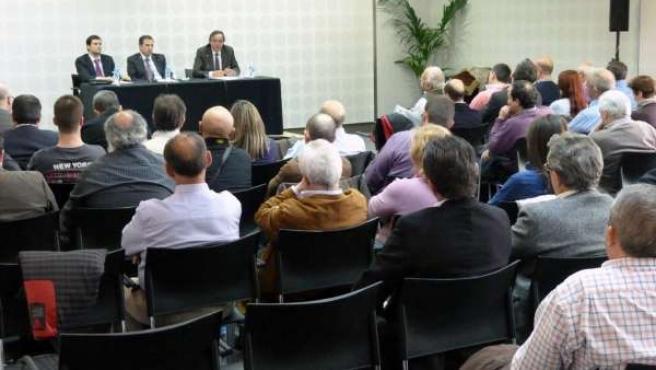 Los alcaldes en áreas nucleares se reúnen en Asamblea