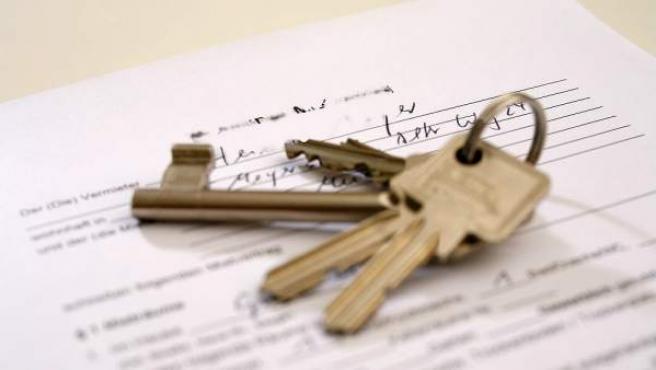 El crédito hipotecario, un método para comprar una vivienda.