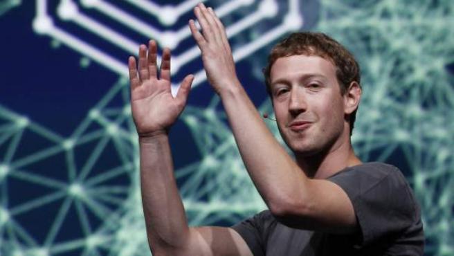 Mark Zuckerberg, el creador de Facebook.