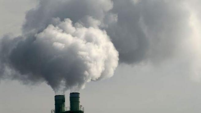 Emisión de CO2.