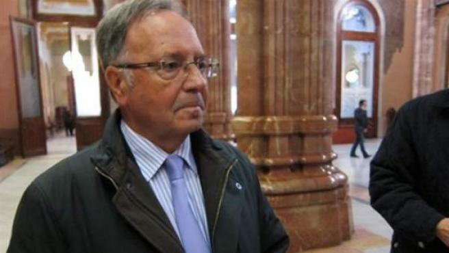 Miguel Bernad, secretario general de Manos Limpias.