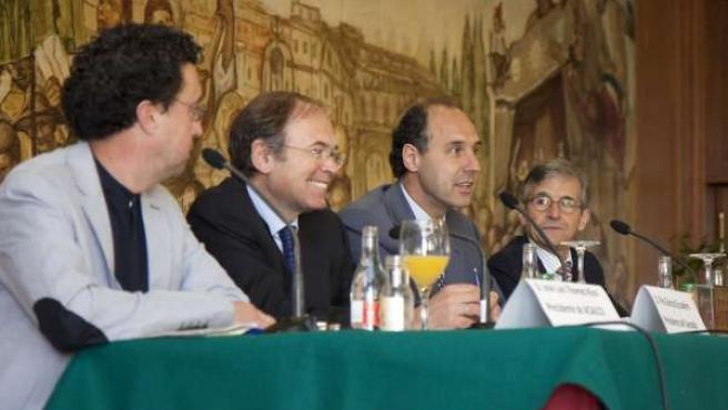 Thomas, García Escudero, Diego y Meng