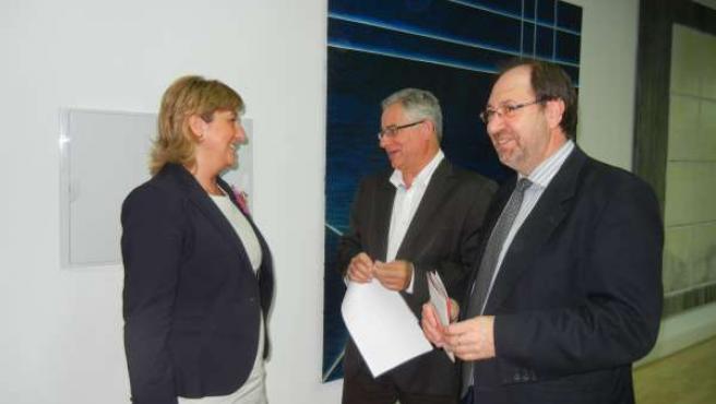 Presentación de las becas de Fundación Endesa y Diputación de Teruel
