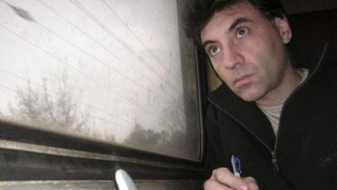 El escritor aragonés ha obtenido el premio literario por su novela 'A cielo abierto'.