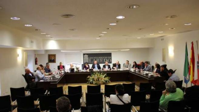 Pleno Ayuntamiento Laredo