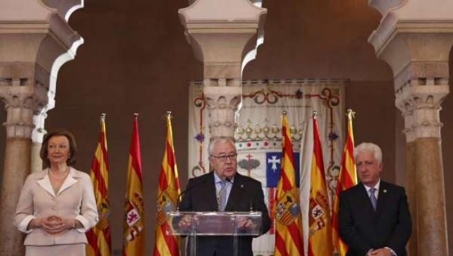 Rudi, Biel y García Vicente