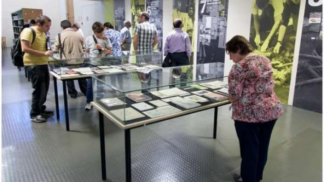 Exposición sobre los represaliados del franquismo