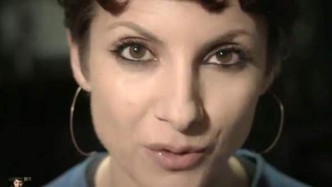 Najwa Nimri amadrina el ciclo de conciertos 'Aperol Spritz Sound'.