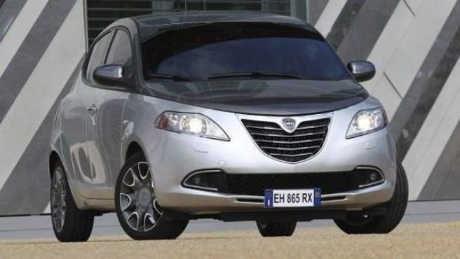 Lancia lo expondrá en la próxima edición del Salón Internacional del Automóvil de Barcelona.