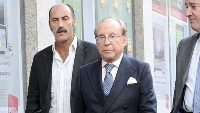 El empresario José María Ruiz-Mateos.