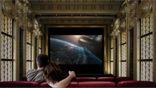 Cómo convertir tu salón en un 'home cinema' de lujo