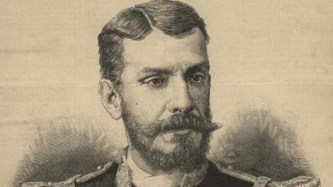 Isaac Peral nació en Cartagena en 1851 y falleció en Berlín en 1895 a los 44 años de vida.