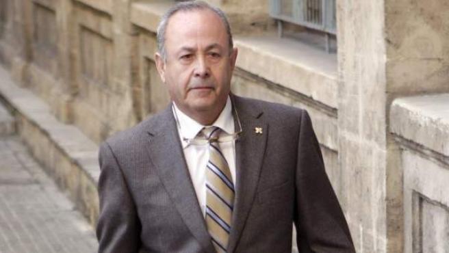 El juez José Castro, titular del Juzgado de Instrucción número 3 de Palma.