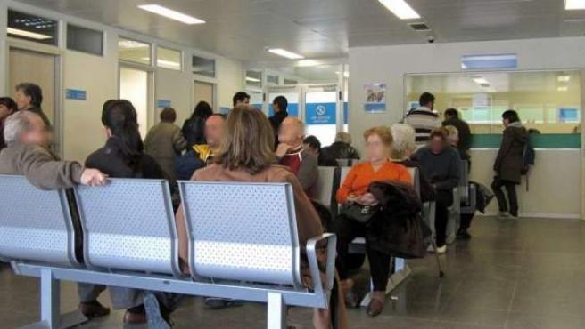 Imagen de archivo de las urgencias de un hospital.
