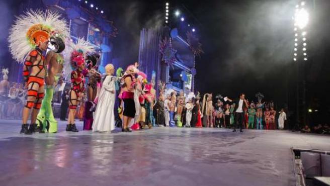 Seleccionados Para Final Drag Queen Del Carnaval De Las Palmas De Gran Canaria