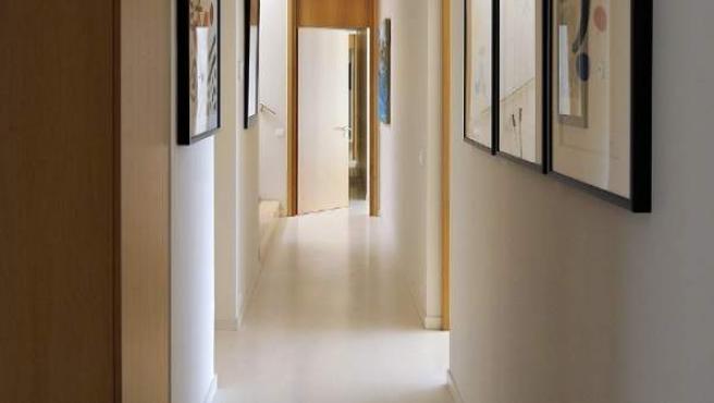 La luz es fundamental: el pasillo debe ser luminoso.