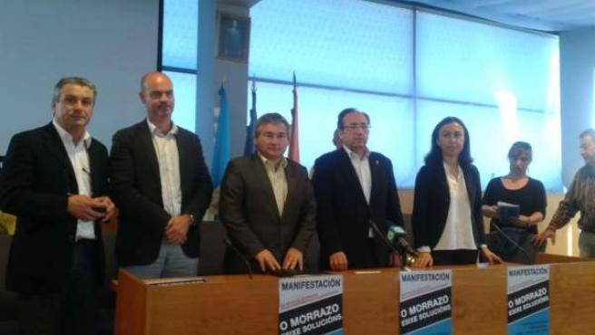 Vigo Foto Alcaldes Morrazo