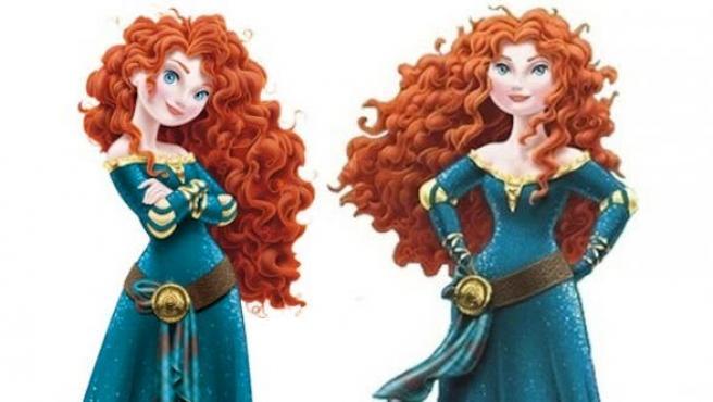 La creadora de 'Brave' critica la sexualización de Mérida en Disney