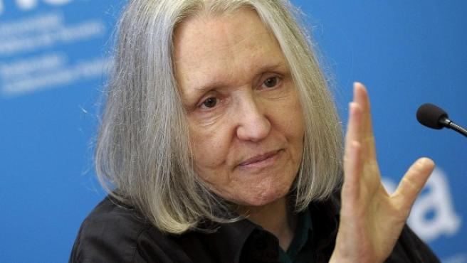 Fotografía de archivo, tomada el 29 de marzo de 2011, de la socióloga holandesa Saskia Sassen.