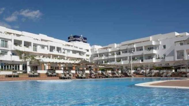 Imagen de un hotel de Almería.