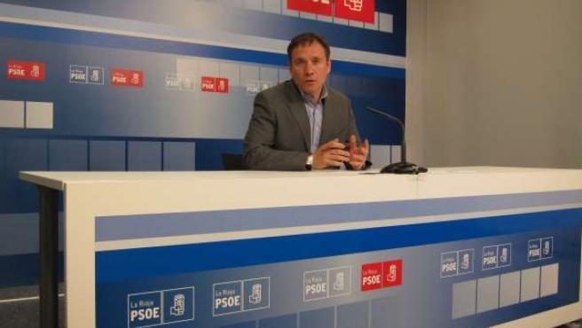 El diputado del PSOE, Francisco Javier Rodríguez Peña sobre ejecución presupuest