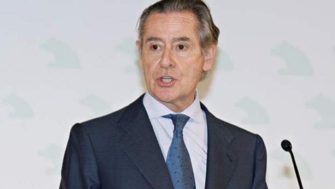 El expresidente de Caja Madrid, Miguel Blesa.