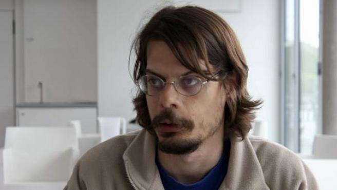 Diego Martínez, que ha sido nombrado mejor físico joven de partículas del año por la Sociedad Europea de Física.
