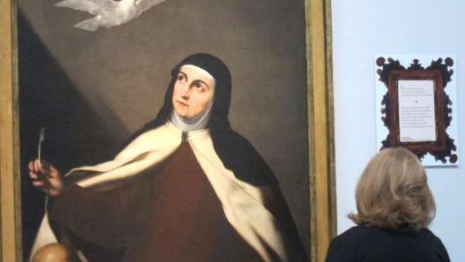 Exposición 'De lo efímero' en el Museo de Bellas Artes San Pío V
