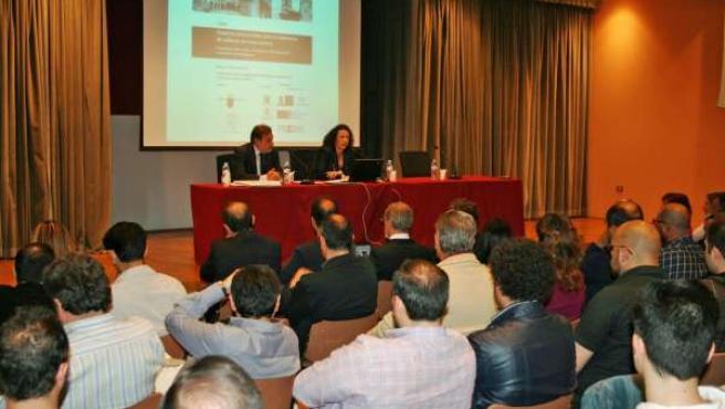 Curso sobre 'Criterios para el tratamiento de edificios en zona sísmica'