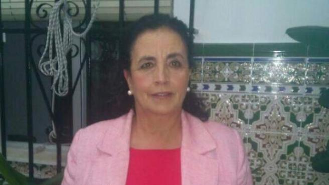 Sofía Reguera, sevillana que acaba de ser reconocida como hija de un rico terrateniente.