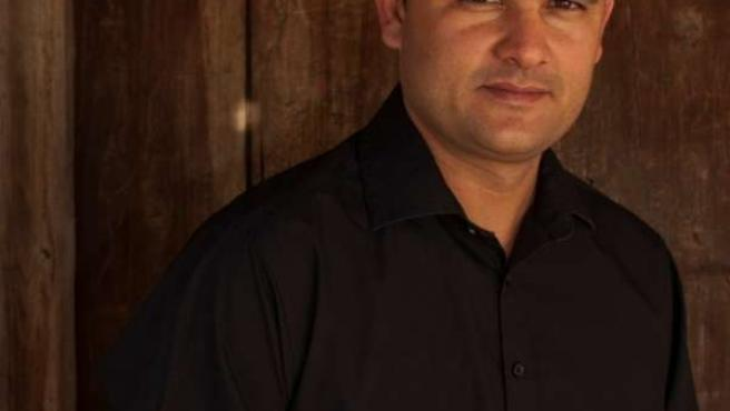 Cantante grancanario Pedro Manuel Alfonso