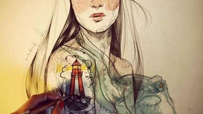 Obra de Paula Bonet